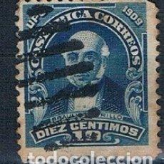 Sellos: COSTA RICA 1910 MICHEL 67 USADO. Lote 175809068
