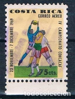 COSTA RICA 1969 MICHEL 770 USADO (Sellos - Extranjero - América - Costa Rica)