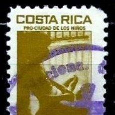 Sellos: COSTA RICA SCOTT: RA103 (IMPUESTO POSTAL) (NAVIDAD'86) USADO. Lote 182720752