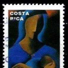 Sellos: COSTA RICA SCOTT: RA114 (IMPUESTO POSTAL) (NAVIDAD'95) USADO. Lote 182721036