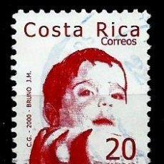 Sellos: COSTA RICA SCOTT: RA119B (IMPUESTO POSTAL) (NAVIDAD'2000) USADO. Lote 182721423
