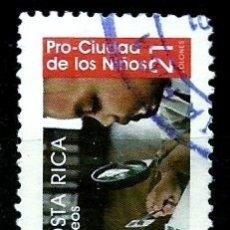 Sellos: COSTA RICA SCOTT: RA120 (IMPUESTO POSTAL) (NAVIDAD'2001) USADO. Lote 182721533