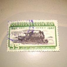 Sellos: SELLO CORREOS COSTA RICA. Lote 183628842