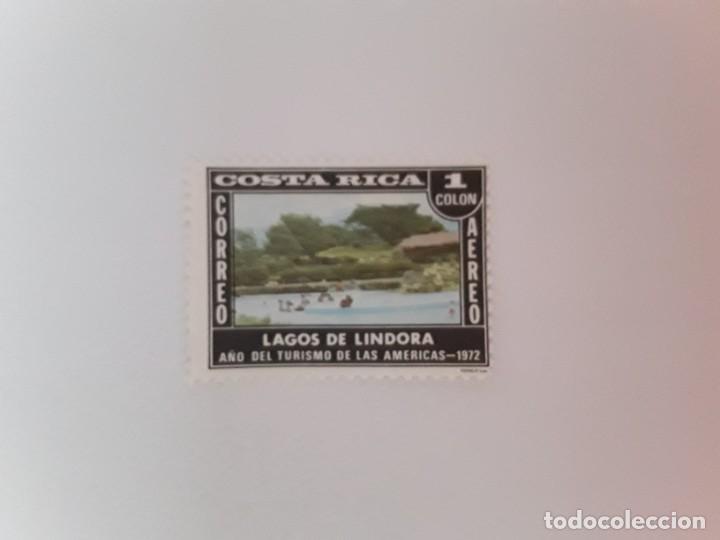COSTA RICA SELLO USADO (Sellos - Extranjero - América - Costa Rica)