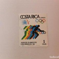 Francobolli: COSTA RICA SELLO USADO. Lote 197713481