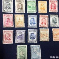 Sellos: SELLOS COSTA RICA 1901. Lote 197881142