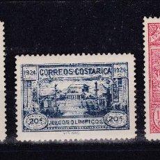 Sellos: COSTA RICA.- Nº 133/35 OLIMPICOS NUEVOS SIN CHARNELA.. Lote 221285643