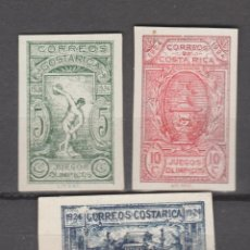 Sellos: COSTA RICA. 1924.. Lote 235359215