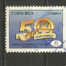Sellos: COSTA RICA YVERT NUM. 567 USADO. Lote 236236780