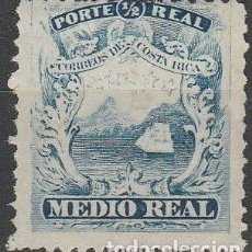 Sellos: 1863-75 . COSTA RICA.ESCUDO DE ARMAS. #2 .** MNH S/G (21-89). Lote 239886135