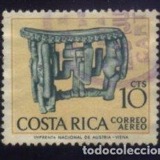 Sellos: S-6438- COSTA RICA. Lote 253765530