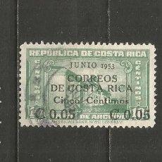 Francobolli: COSTA RICA YVERT NUM. 243 USADO. Lote 254603940