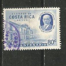 Francobolli: COSTA RICA CORREO AEREO YVERT NUM. 280 USADO. Lote 254726980