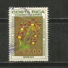 Sellos: COSTA RICA CORREO AEREO YVERT NUM. 442 USADO. Lote 254729165