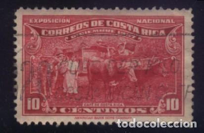 S-6461- COSTA RICA (Sellos - Extranjero - América - Costa Rica)