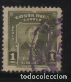 S-6468- COSTA RICA (Sellos - Extranjero - América - Costa Rica)