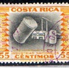 Sellos: COSTA RICA // YVERT 235 AEREO // 1954 ... USADO. Lote 277643558
