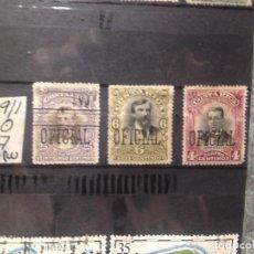Sellos: SELLOS DE COSTA RICA. USADOS. OFICIAL .YVERT Nº 29/1. Lote 287028163