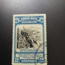Sellos: ## COSTA RICA USADO 1950 2C##. Lote 287791253