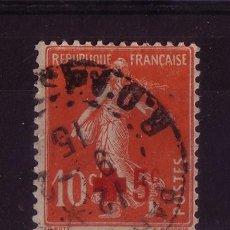 Sellos: FRANCIA 146 - AÑO 1914 - PRO CRUZ ROJA. Lote 18246907