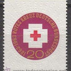 Sellos: ALEMANIA IVERT Nº 0272, CENTENARIO DE LA CRUZ ROJA, NUEVO. Lote 28651517