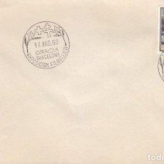 Sellos: AÑO 1960, CRUZ ROJA Y ANTITUBERCULOSOS, EXPOSICIÓN DE GRACIA. Lote 122133515