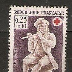 Sellos: FRANCIA.1967. YT 1540. Lote 159122166