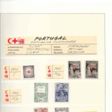 Sellos: PORTUGAL COLECCION DE FRANQUICIAS AÑOS 1914 AL 1947 SERIES NUEVAS. Lote 208436761