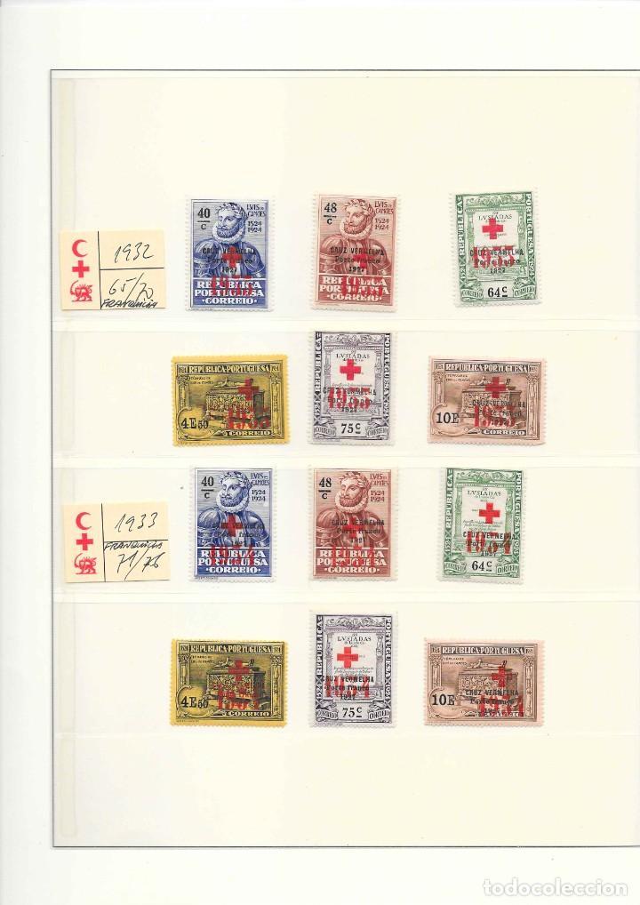 Sellos: PORTUGAL COLECCION DE FRANQUICIAS AÑOS 1914 AL 1947 SERIES NUEVAS - Foto 5 - 208436761