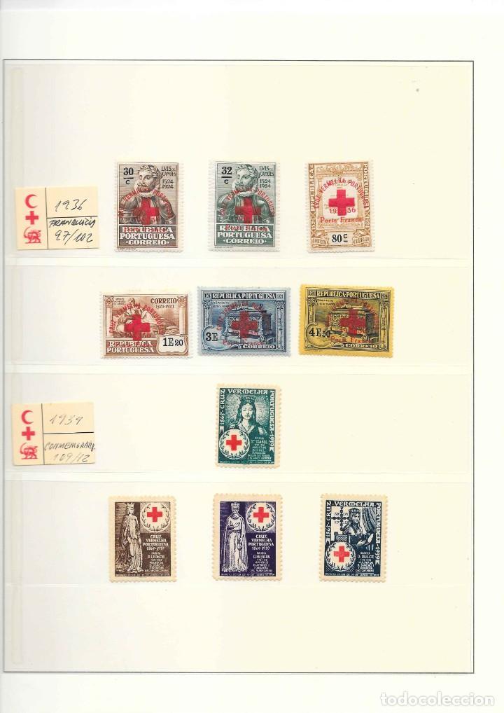 Sellos: PORTUGAL COLECCION DE FRANQUICIAS AÑOS 1914 AL 1947 SERIES NUEVAS - Foto 6 - 208436761