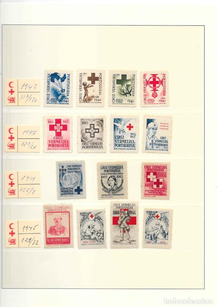 Sellos: PORTUGAL COLECCION DE FRANQUICIAS AÑOS 1914 AL 1947 SERIES NUEVAS - Foto 7 - 208436761