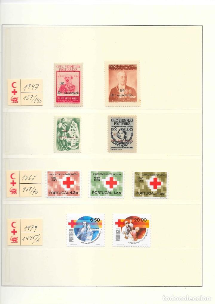 Sellos: PORTUGAL COLECCION DE FRANQUICIAS AÑOS 1914 AL 1947 SERIES NUEVAS - Foto 8 - 208436761