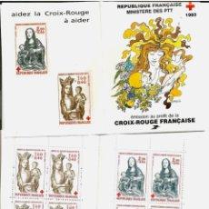 Sellos: FRANCIA / CARNET CROIX 1983. Lote 220965472