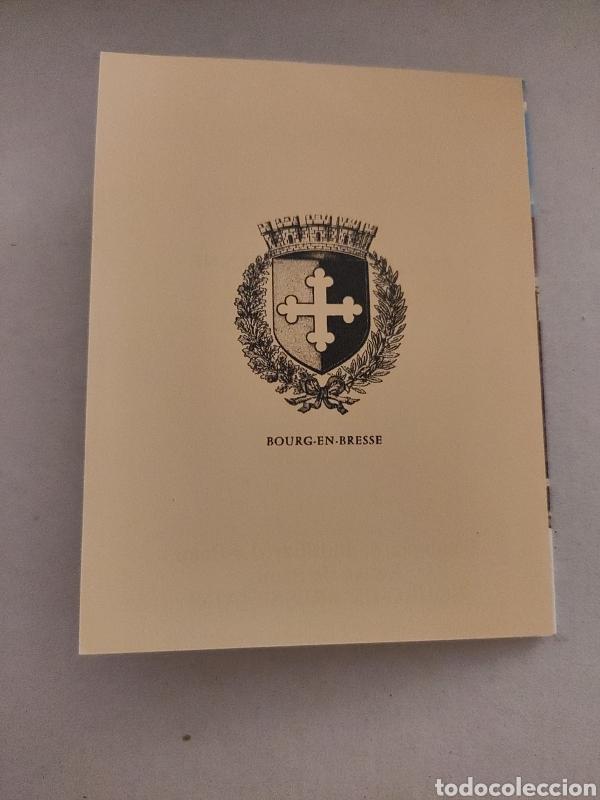 Sellos: FRANCIA, Carnet Cruz Roja 1976, Nuevo MNH **, CR2025 con Y 1910/11 x4 - Foto 3 - 220984586