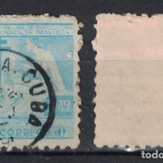 Sellos: 9-2 CUBA 1949 U TAX FOR THE NATIONAL COUNCIL OF TUBERCOLOSIS FUND. Lote 236770585