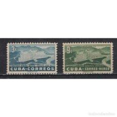 Sellos: ⚡ DISCOUNT CUBA 1954 GENERAL BATISTA SANATORIUM NG - THE MEDICINE. Lote 296050723