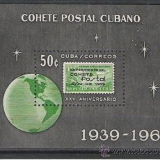 Sellos: CUBA HOJA BLOQUE Nº 23 NUEVA . Lote 15490236