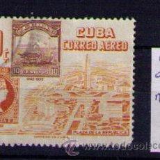 Sellos: CUBA - YVERT Nº 111 AEREO - USED. Lote 18742544