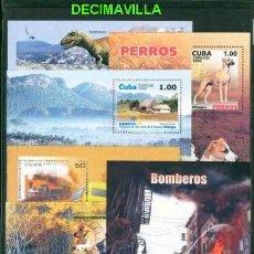 Sellos: CUBA, 2006, AÑO NUEVO Y COMPLETO. Lote 20433333