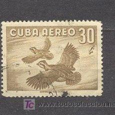 Sellos: CUBA, AEREO. Lote 20909652