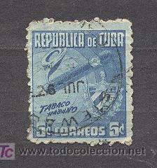 CUBA (Sellos - Extranjero - América - Cuba)