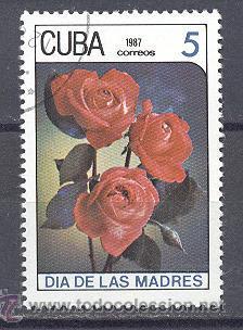 CUBA, 1987, NUEVOS, PREOBLITERADOS, SIN CHARNELA (Sellos - Extranjero - América - Cuba)