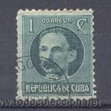 Timbres: CUBA, REPUBLICA DE- USADO, . Lote 21885083