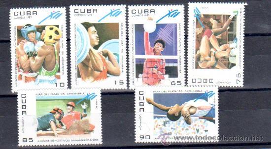 SELLOS DE CUBA (Sellos - Extranjero - América - Cuba)