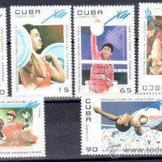 Sellos: SELLOS DE CUBA. Lote 128165692