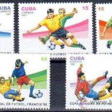 Sellos: SELLOS DE CUBA. Lote 22443171