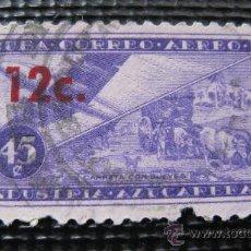 Sellos: 1960 CUBA AEREO, SELLO DE 1931 SOBRECARGADO, YVERT 201. Lote 29325064