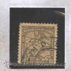 Sellos: CUBA 1914 - YVERT NRO. 171 - USADO. Lote 191241316