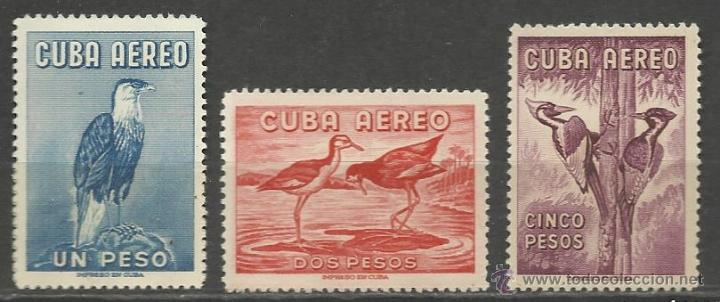 CUBA SERIE COMPLETA NUEVA PERFECTA DE 1962 (Sellos - Extranjero - América - Cuba)