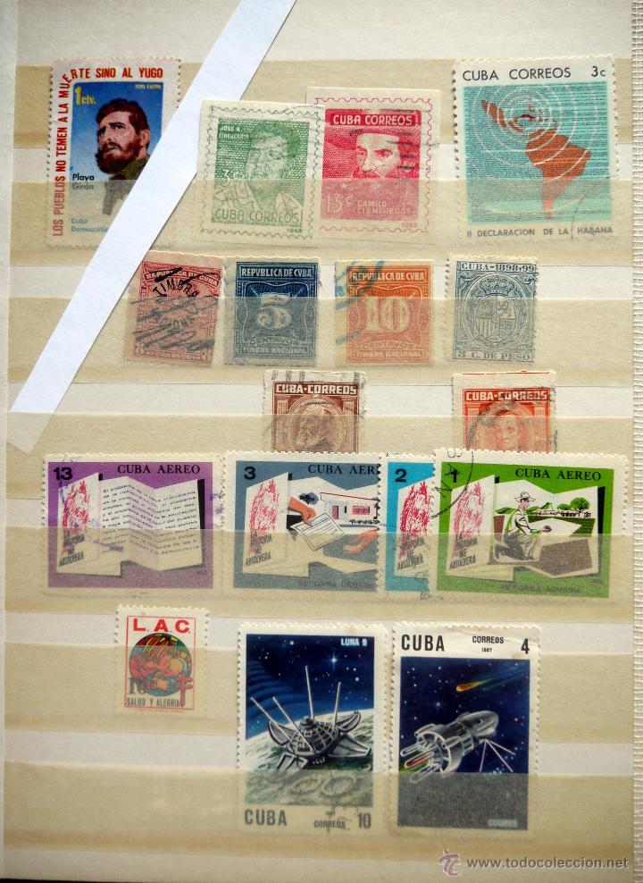 SELLOS CUBA (Sellos - Extranjero - América - Cuba)